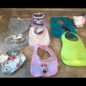 Baby bib bundle